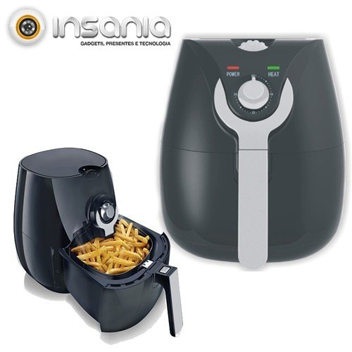 Freidora Sin Aceite Healthy Choice 2l 1300W