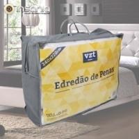 Edredão Penas Casal 240x220 cm (580g/m2)