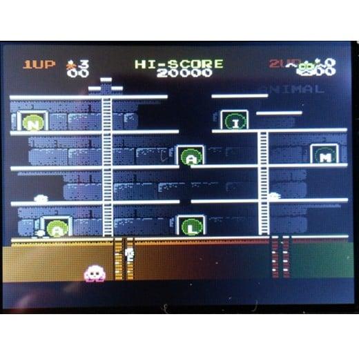 Mando Retro TV Games