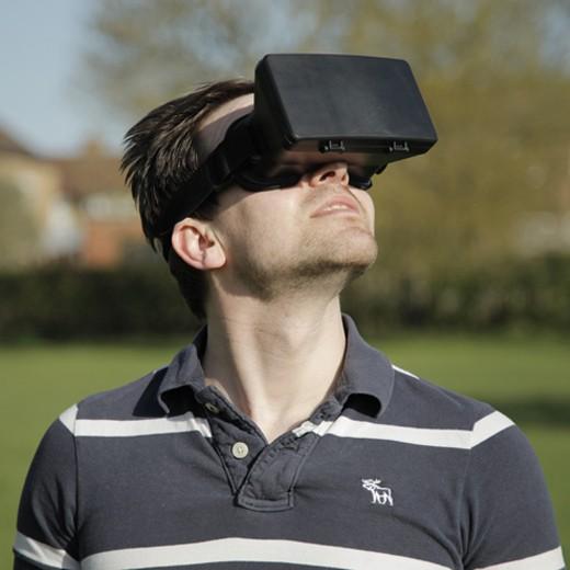 Óculos Realidade Virtual
