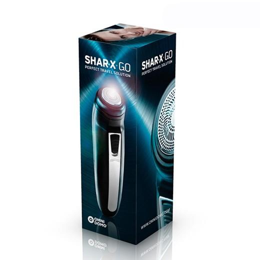Máquina de Barbear Mini Shar X Go
