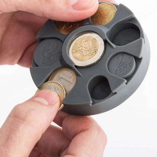 Dispensador de Moedas Euros