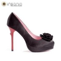 Sapatos Leg Avenue Sangria