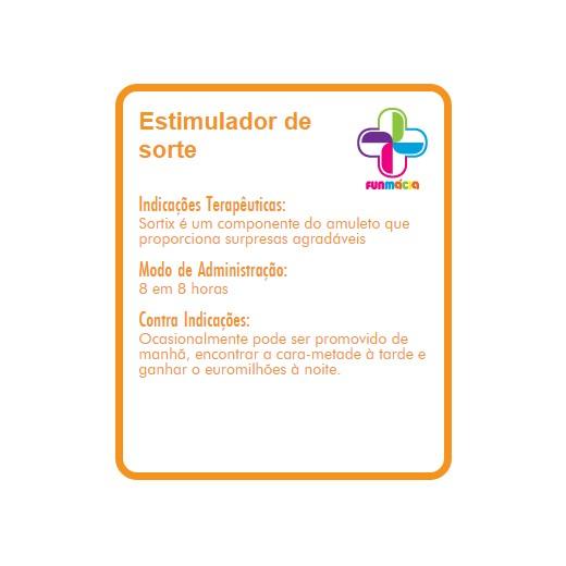 Gomas Funmácia Estimulador de Sorte 190g