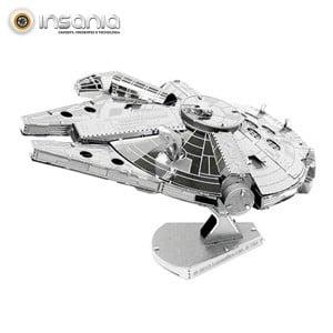 Maqueta Metal Millennium Falcon Star Wars