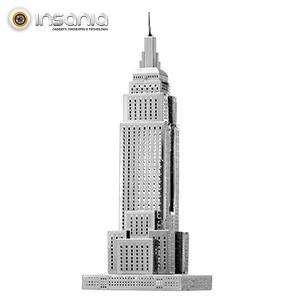 Maqueta Metal Empire State Building