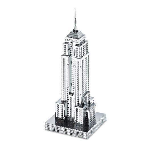 Maqueta Metal Empire State Building