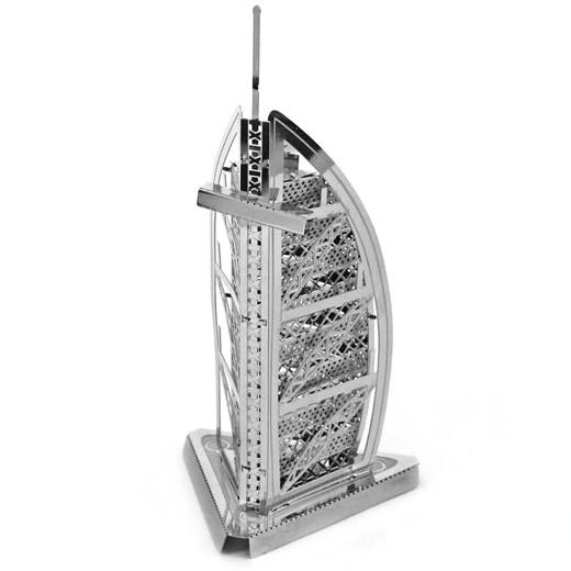 Maqueta Metal Burj al Arab XL