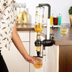 Soporte Dispensador de Bebidas para Botella