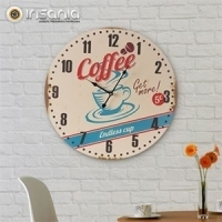 Relógios, Decoração, Café