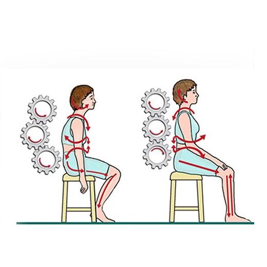 Chaleco Magnético Corrector de Postura