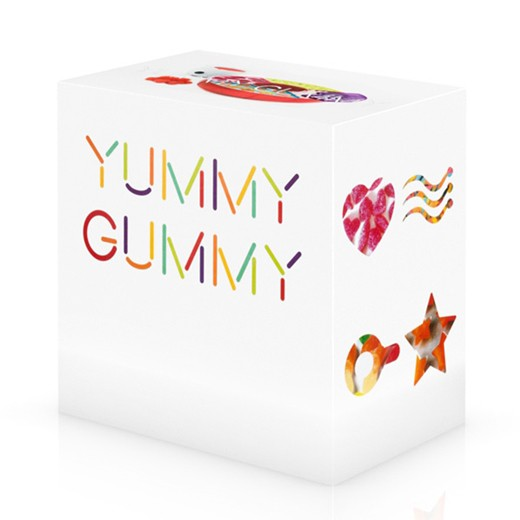 Máquina de Fazer Gomas Yummy Gummy