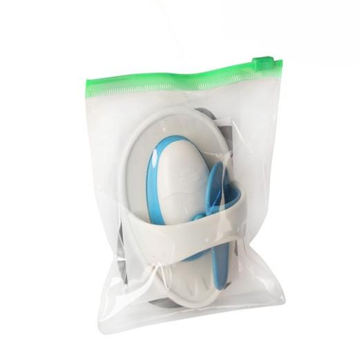 Almofada Esfoliante Vibratória Depil Pads