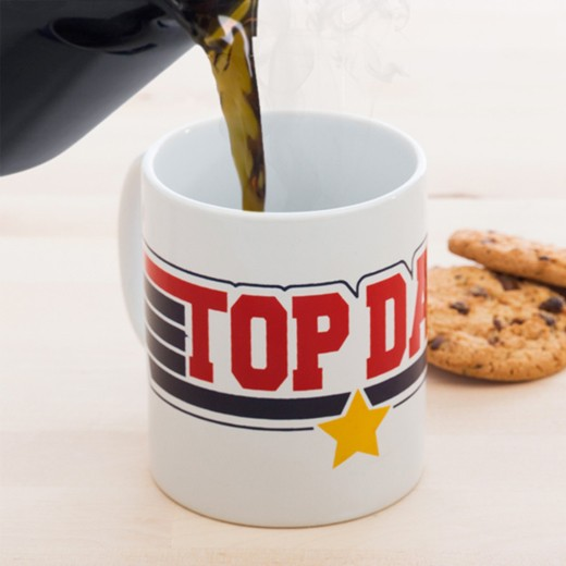 Taza Top Dad