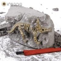 Mini Jogo de Escavação Dinossauro