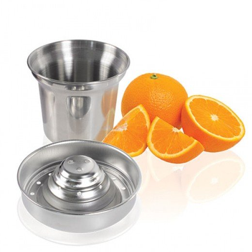 Espremedor de Citrinos Manual Inox Deluxe
