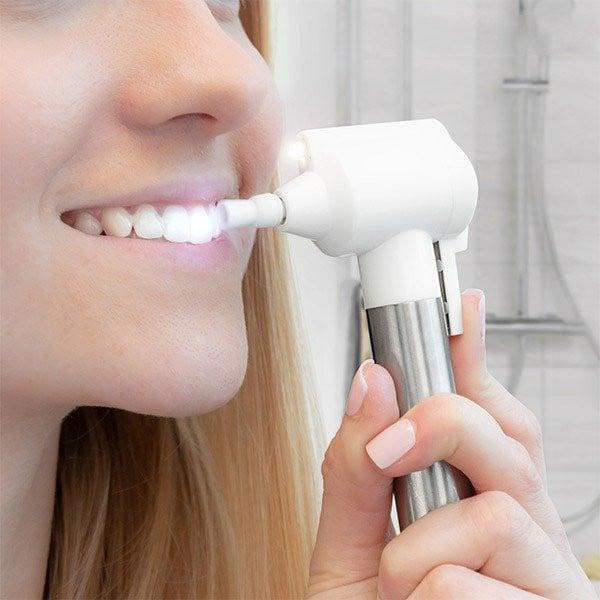 Branqueador e Polidor Dental