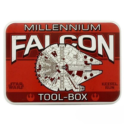 Lata Millenium Falcon Star Wars