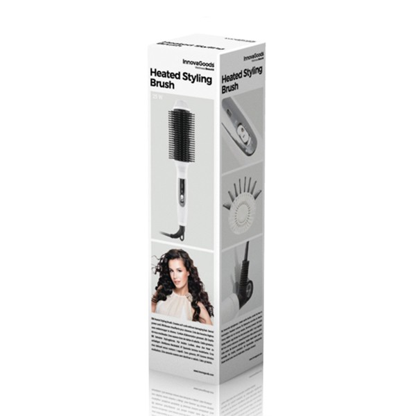 Escova Modeladora Magic Brush