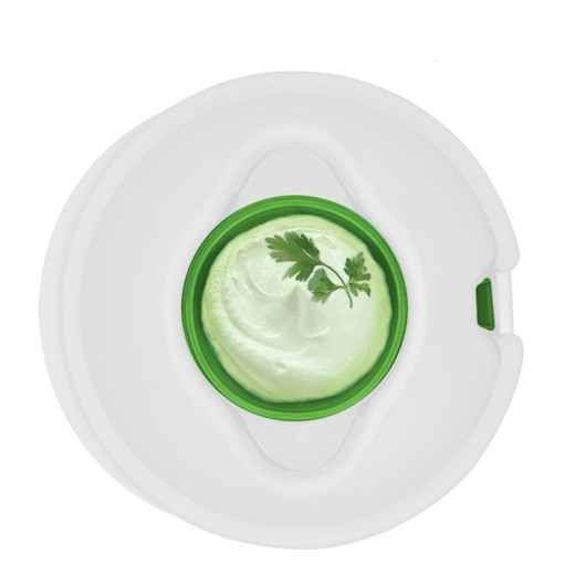 Saladeira Portátil C/ Garfo