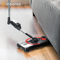 Vassoura Elétrica Retangular Sem Fios 360 Sweep