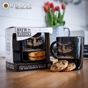 Caneca Ninja Brew Buddies