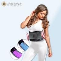 Cinta Corpete Modelador Fitness Slim 3-em-1