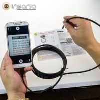Câmara Endoscópica USB para PC e Android