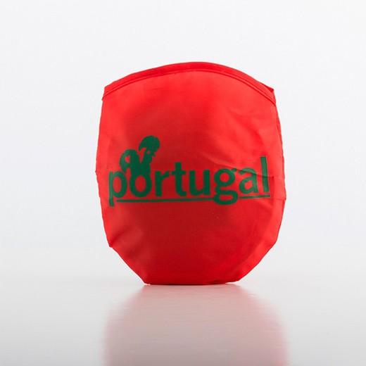 Chapéu Dobrável c/ Bandeira de Portugal