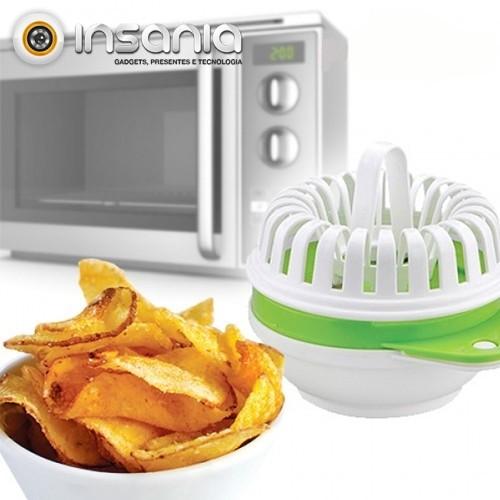 Utensílio Microondas para Batatas