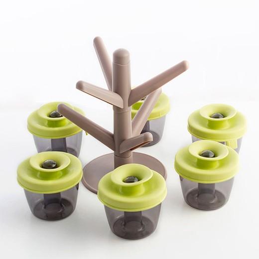 Árbol de especias