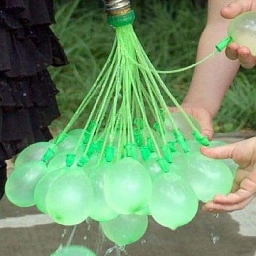 Balões de Água Mágicos