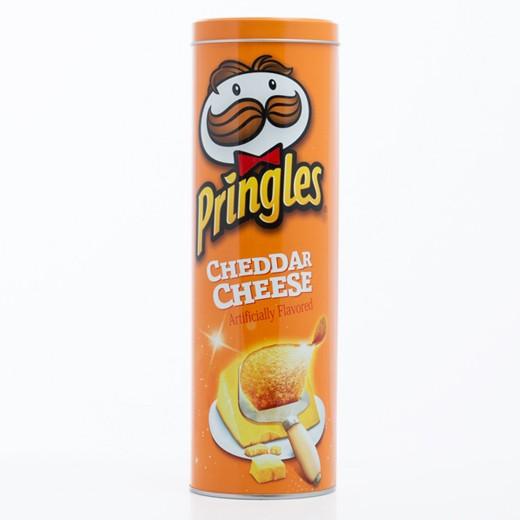 Caixa Metálica Pringles
