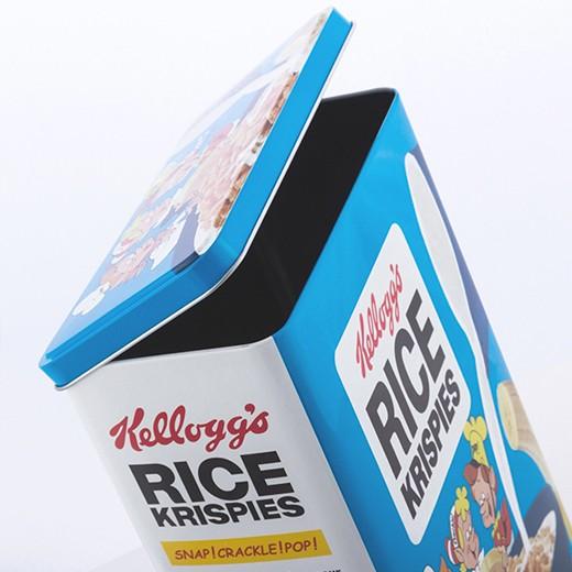 Caixa Metálica Kellogg's