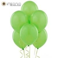 Balões Verde Lima 30 cm (Pack 50)