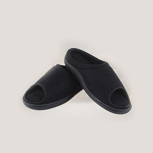 Zapatillas Relax Gel Verano Negras