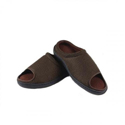 Zapatillas Relax Gel Verano Castañas