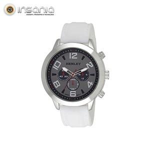 Relógio Henley Fashion Branco
