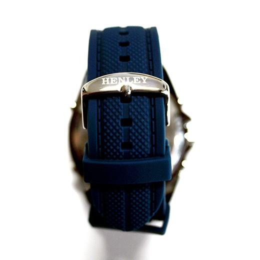 Relógio Henley Chrono Azul