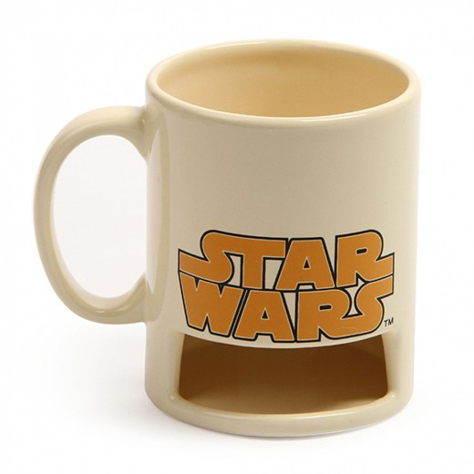 Caneca Bolachas (Wookiee Cookies) Star Wars