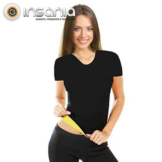 Camisola de Treino Hot Shapers