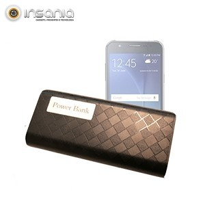 Carregador Portátil Powerbank Low Cost 22800mAh