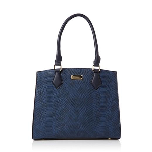 Bolso de Hombro Henley Lauren Azul