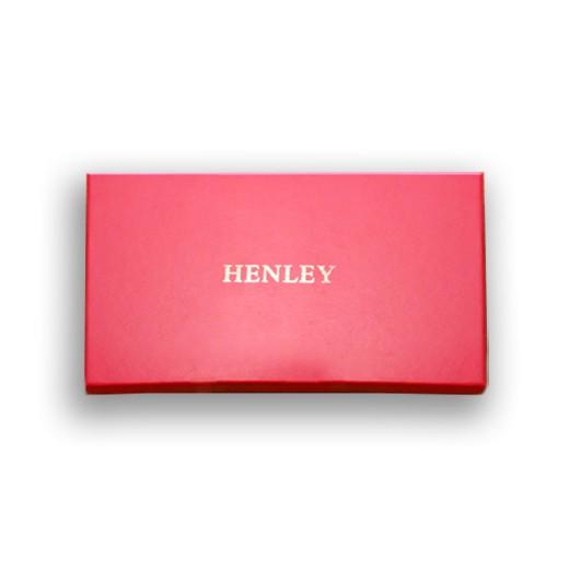 Carteira Henley Josie Preto