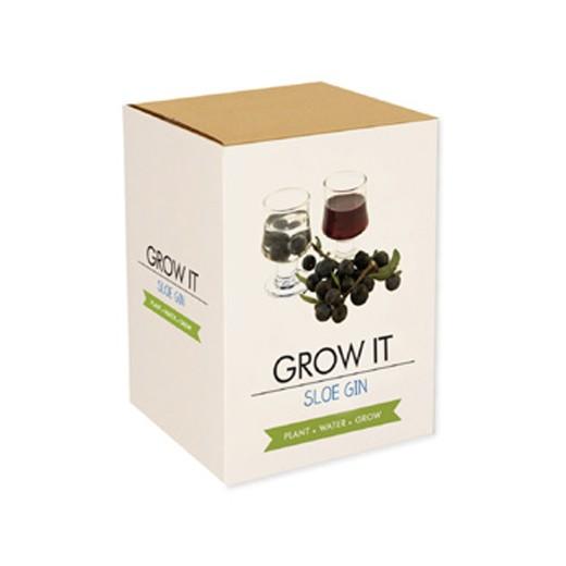 Grow It: Sloe Gin