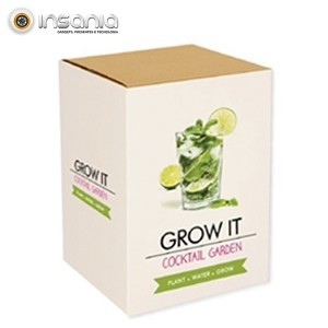Grow It: Jardim de Cocktails