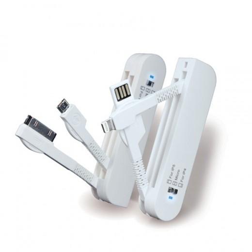 Cabo USB Multifunções CuboQ