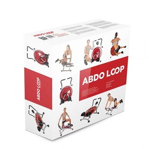 Máquina de Abdominais Abdo Loop