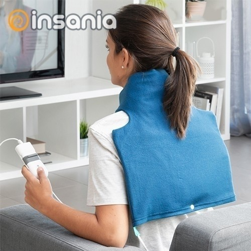 Manta Elétrica para Pescoço e Ombros