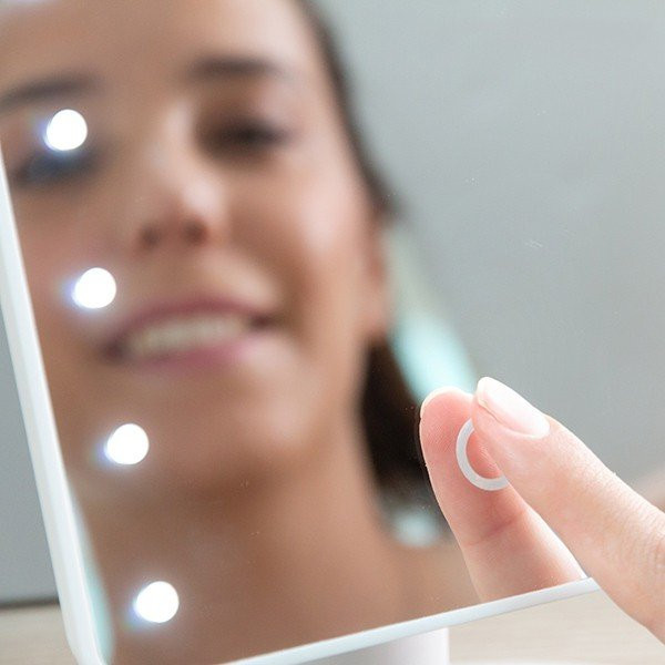 Espelho LED Pretty U